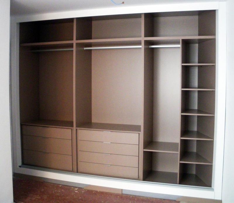 Modelos de armarios empotrados para dormitorios dise os - Modelos de armarios ...